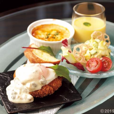 今月のHotel時間:札幌プリンスホテル「トップ オブ プリンス」