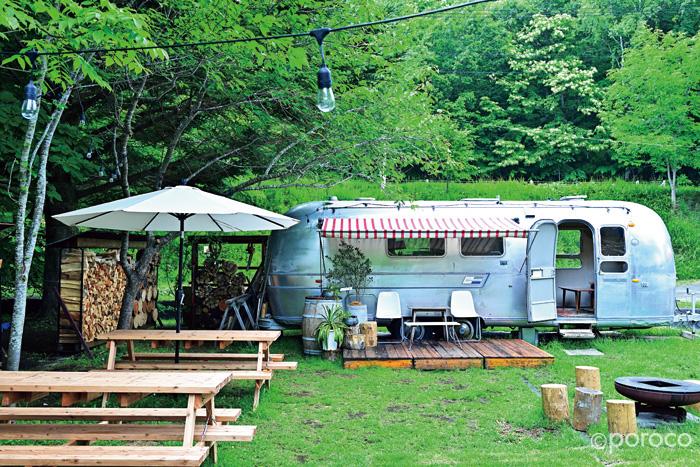 【夏旅】森の中のアウトドアレストランで過ごす特別なブランチ&BBQ