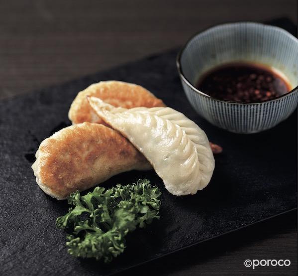 お店の味を簡単に! プロに教わるporocoレシピ-鍋貼餃子